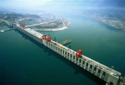 Yangtze River Power Three Gorges Hydropower Station