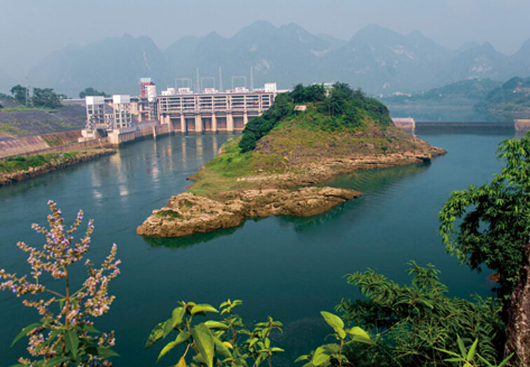 广西大化水力发电总厂