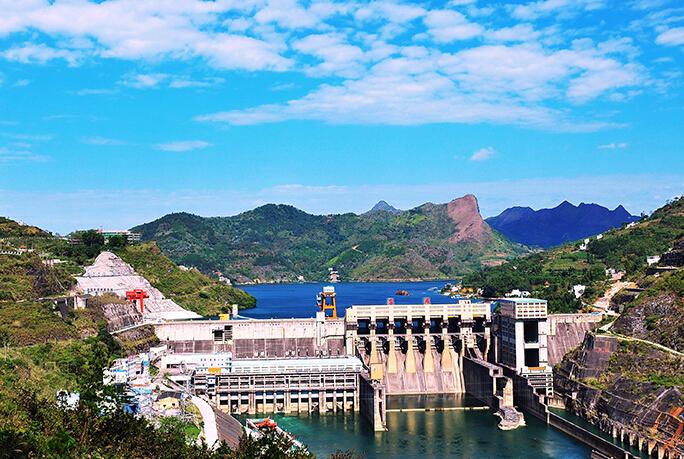 大唐岩滩水力发电有限责任公司